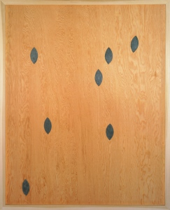 Sherrie Levine plywood